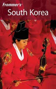 frommer's south korea guide
